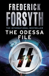 The best books on The Great British Thriller - The Odessa File by Frederick Forsyth