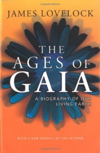 The best books on The Environment - The Ages of Gaia by James Lovelocke