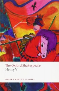 The best books on George W Bush - Henry V by William Shakespeare