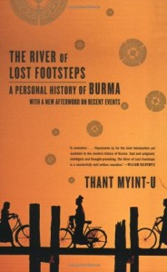 The best books on Burma - The River of Lost Footsteps