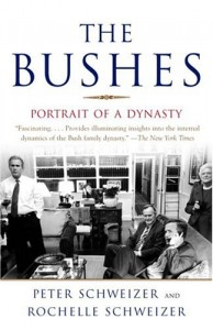 The best books on George W Bush - The Bushes by Peter and Rochelle Schweizer