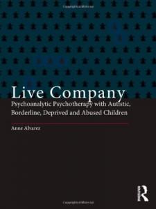 The best books on Child Psychotherapy - Live Company by Anne Alvarez