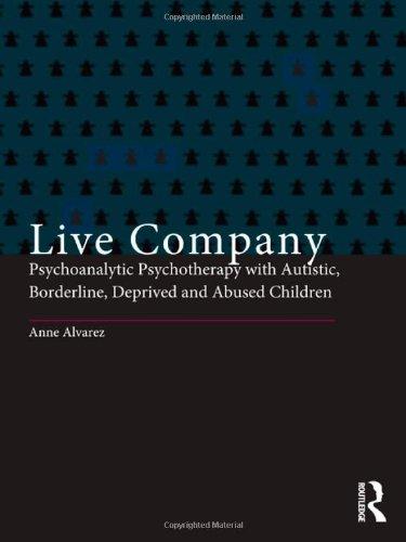 Live Company by Anne Alvarez