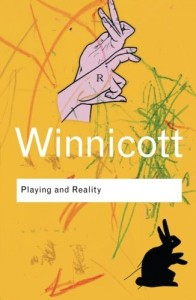 The best books on Child Psychotherapy - Playing and Reality by Donald Winnicott
