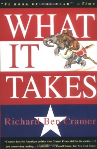 The best books on George W Bush - What It Takes by Richard Ben Cramer