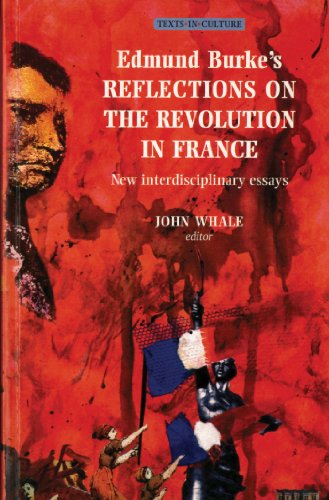 The best books on The French Revolution - Edmund Burke's Reflections on the Revolution in France by Edmund Burke