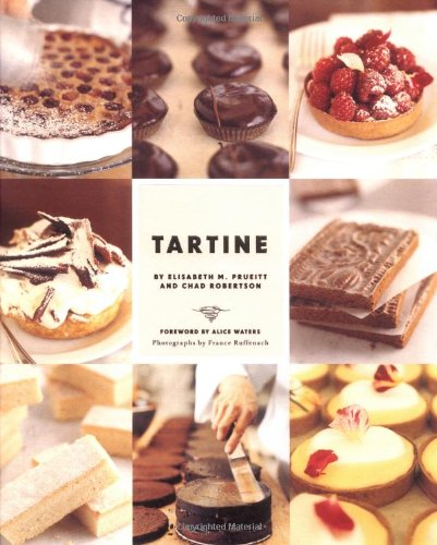 The best books on Cakes - Tartine by Elisabeth Prueitt and Chad Robertson