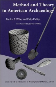The best books on Archaeology - Method and Theory in American Archaeology by Gordon R. Willey, Philip Phillips