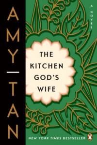 The best books on Diaspora - The Kitchen God's Wife by Amy Tan