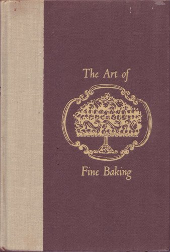 The best books on Cakes - The Art of Fine Baking by Paula Peck