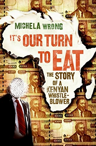 The best books on Africa - It's Our Turn To Eat by Michela Wrong