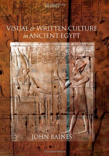 The best books on Ancient Egypt - Visual and written culture in ancient Egypt by John Baines