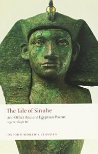 The best books on Ancient Egypt - The Tale of Sinuhe and other ancient Egyptian poems by Richard Parkinson
