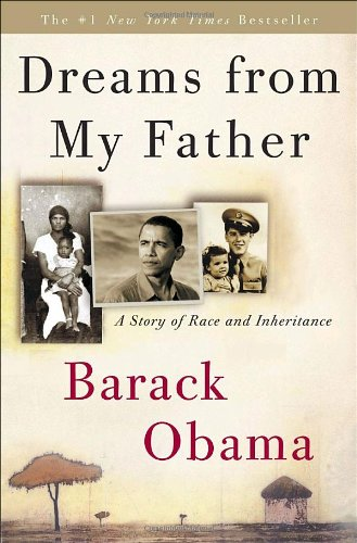The best books on US and UK English - Dreams From my Father by Barack Obama