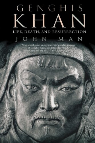 The best books on The Khyber Pass - Genghis Khan by John Man