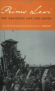 The best books on Moral Philosophy - The Drowned and the Saved by Primo Levi