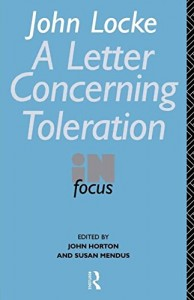 The best books on Toleration - A Letter Concerning Toleration by John Locke