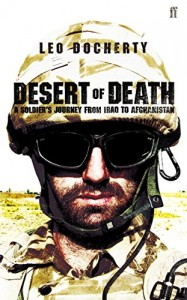 The best books on The Khyber Pass - Desert of Death by Leo Docherty