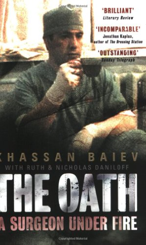 The best books on Chechnya - The Oath by Khassan Baiev