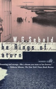 Bruce Chatwin: Books that Influenced Him - The Rings of Saturn by W.G Sebald