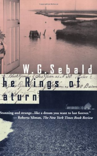 Nicholas Shakespeare on Bruce Chatwin - The Rings of Saturn by W.G Sebald