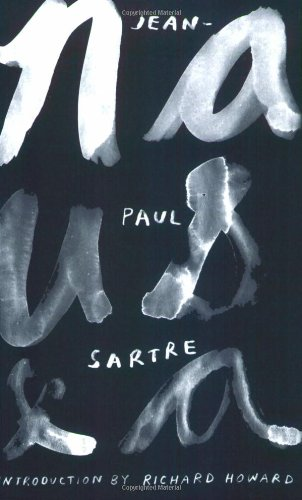The best books on Mental Illness - Nausea by Jean-Paul Sartre