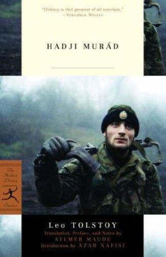 The best books on Chechnya - Hadji Murad by Leo Tolstoy