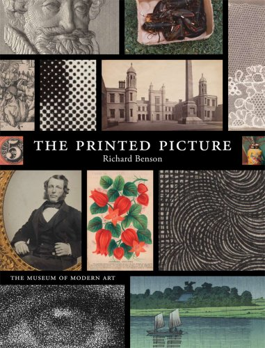 Bronwyn Law-Viljoen on Extraordinary Art Books - The Printed Picture by Richard Benson