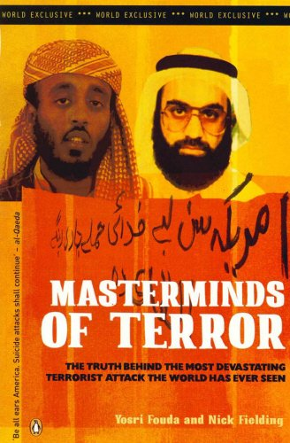 The best books on 9/11 - Masterminds of Terror by Yosri Fouda & Yosri Fouda, Nick Fielding