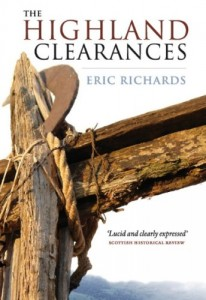 The best books on The Highland Clearances - Patrick Sellar and the Highland Clearances by Eric Richards