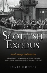 The best books on The Highland Clearances - Scottish Exodus by James Hunter