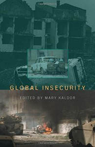 The best books on War - Global Insecurity by Mary Kaldor
