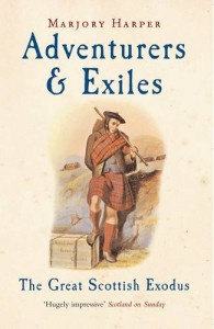 The best books on The Highland Clearances - Adventurers and Exiles by Marjory Harper