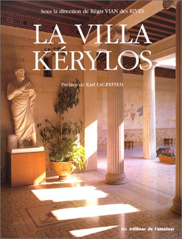 The best books on Interior Design - Villa Kerylos by Karl Lagerfield