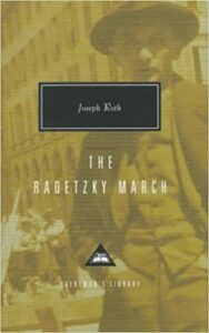 The best books on Jewish Vienna - The Radetzky March by Joseph Roth