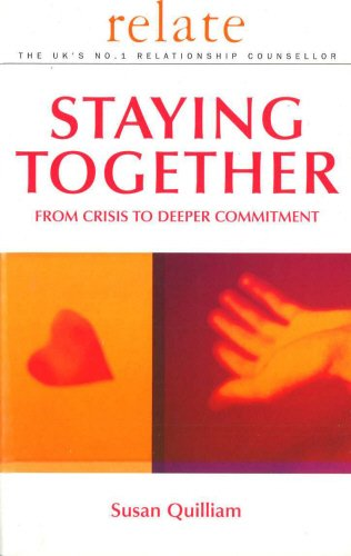 The best books on Sex: Staying Together by Susan Quilliam