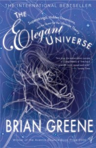 Favourite Science Books - The Elegant Universe by Brian Greene