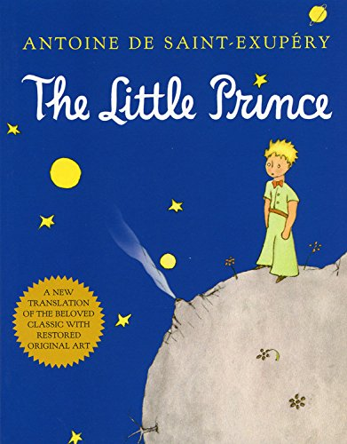 The best books on Conservation and Hippos - The Little Prince by Antoine de Saint-Exupéry