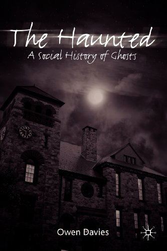 The best books on Magic - The Haunted by Owen Davies