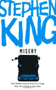 The best books on Horror - Misery by Stephen King