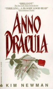 The best books on Horror - Anno Dracula by Kim Newman