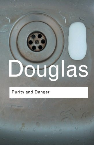 The best books on Ancient History in Modern life - Purity and Danger by Mary Douglas