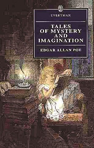 The best books on Horror - Tales of Mystery and Imagination by Edgar Allan Poe