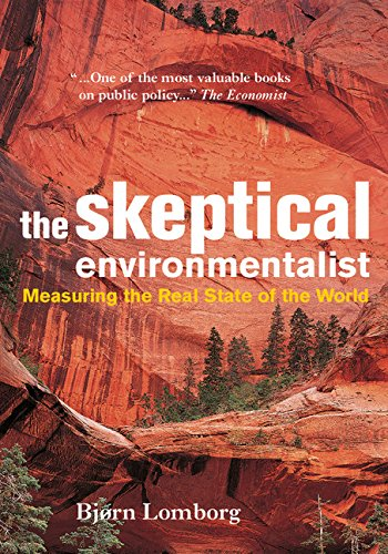The best books on Technology and Optimism - The Skeptical Environmentalist by Bjørn Lomborg