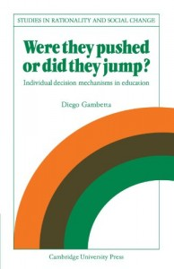 The best books on The Best Books on the Sicilian Mafia - Were They Pushed or Did They Jump? by Diego Gambetta