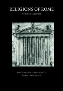 Religions of Rome by Mary Beard & Mary Beard, John North, Simon Price
