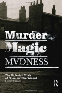 The best books on Magic - Murder, Magic, Madness by Owen Davies