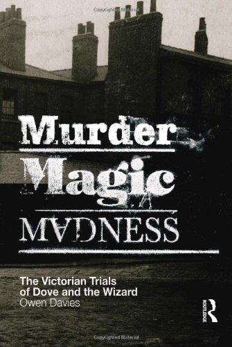 The best books on Magic - Murder, Magic, Madness by Owen Davies