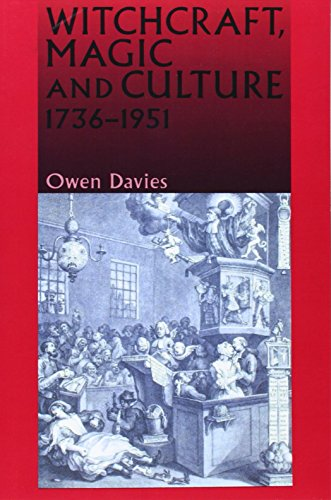 The best books on Magic - Witchcraft, Magic and Culture, 1736-1951 by Owen Davies