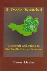 The best books on Magic - A People Bewitched by Owen Davies
